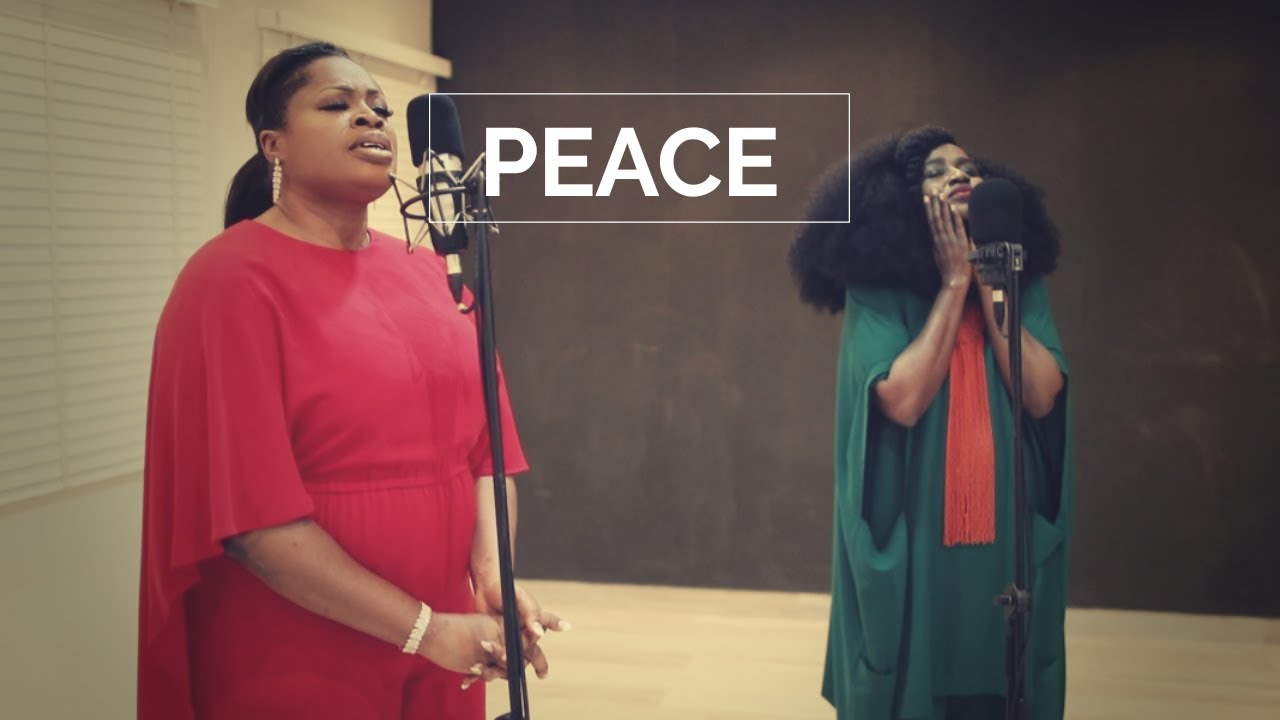 VIDEO: Sinach, TY Bello & George - Peace