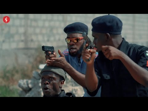 Broda Shaggi, Officer Woos And His New Recruit In Big Trouble (Comedy Video) Mp4 Download
