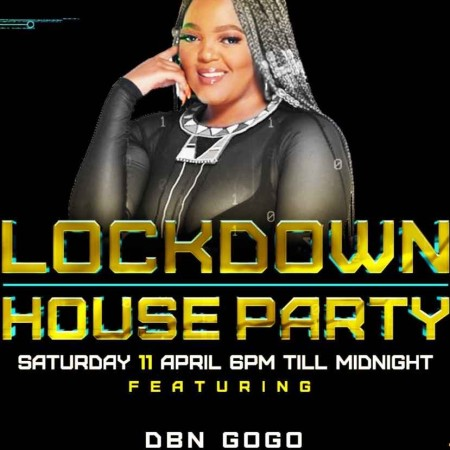 DBN Gogo Lockdown House Party Mix mp3 download