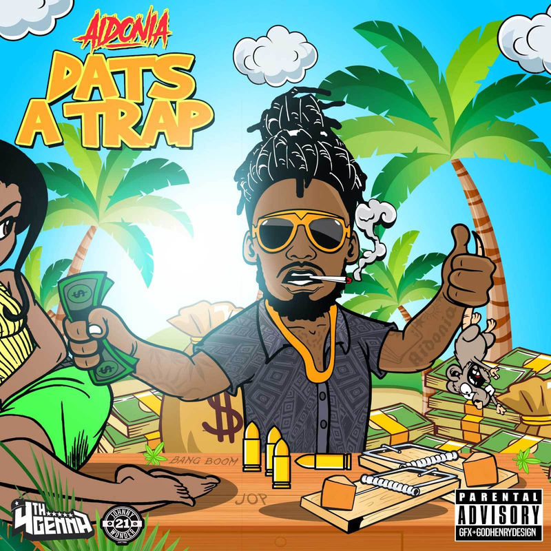 Aidonia Dats A Trap EP (Full Album) download