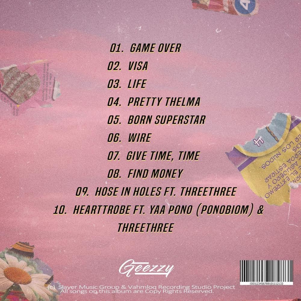 Geezzy Give Time Time EP (Full Album) download