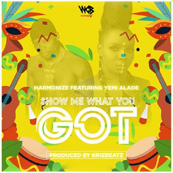 Harmonize Show Me What You Got ft. Yemi Alade mp3 download