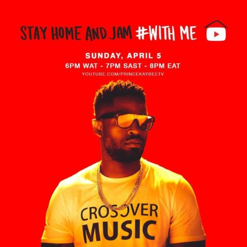 Prince Kaybee - Stay Home And Jam With Me Mix (Mixtape) Mp3 Audio Download