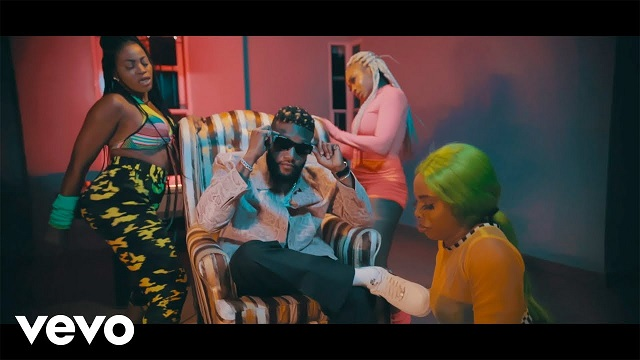 VIDEO: Kcee - Oya Parté Mp4 Download