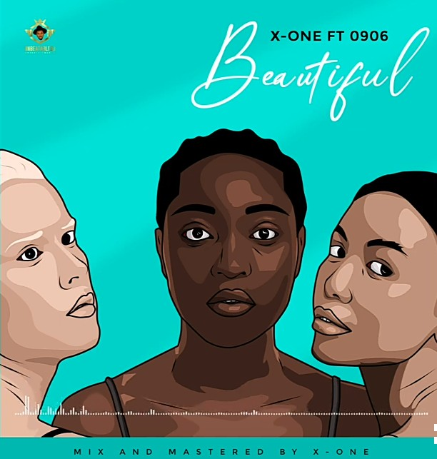X-One  Beautiful Ft. 0906 mp3 download