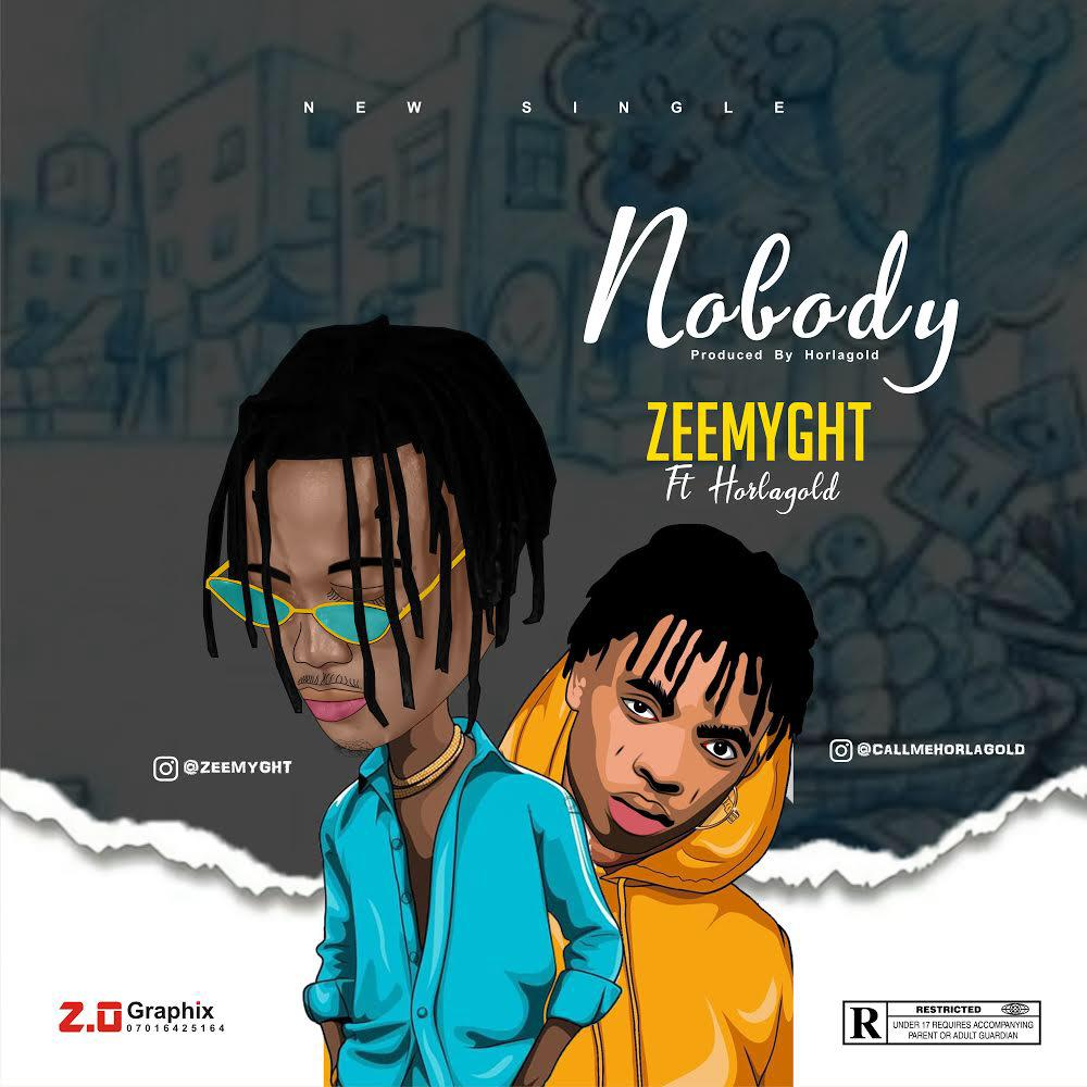 Zeemyght Ft. Horlagold Nobody mp3 download