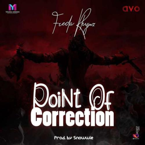 Freda Rhymz  Point Of Correction mp3 download