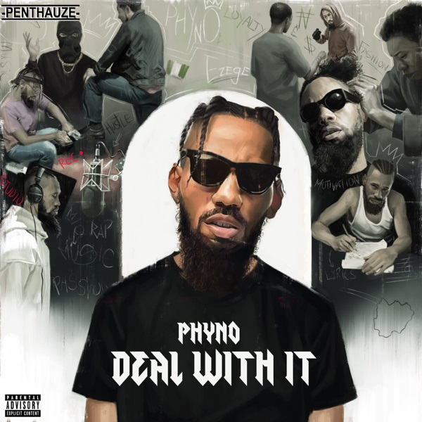 Phyno Blessings ft. Don Jazzy, Olamide mp3 download