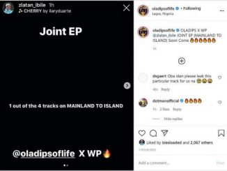 """OlaDips & Zlatan Ibile Working On A Joint EP """"Mainland To Island"""" download"""