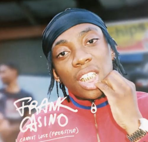 Frank Casino  I Cannot Lose (Freestyle) mp3 download