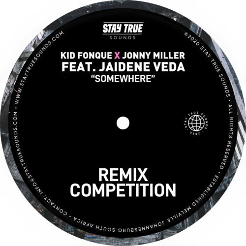Kid Fonque & Jonny Miller Somewhere (InQfive Special Touch) Ft. Jaidene Veda mp3 download