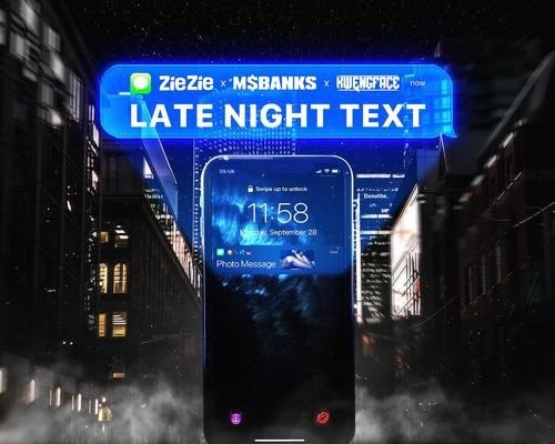 ZieZie Late Night Text Ft. Ms Banks, Kwengface mp3 download