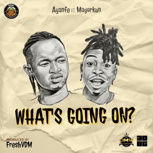 Ayanfe What's Going On Ft. Mayorkun mp3 download