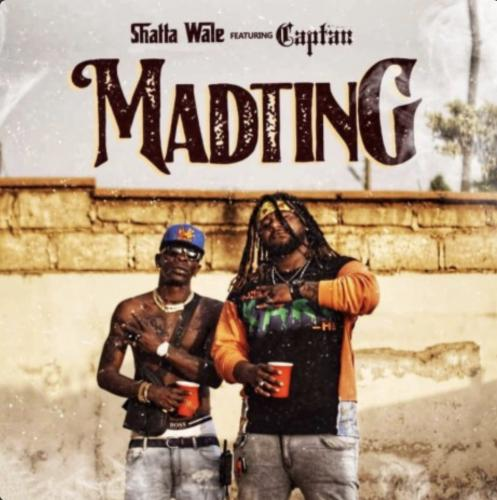 Shatta Wale Madting Ft. Captan mp3 download