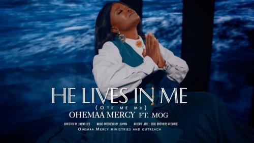 Ohemaa Mercy  Ote Me Mu (He Lives In Me) Ft. MOG mp3 download