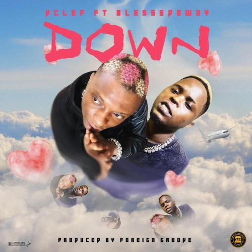 Vclef Ft. Blessedbwoy Down mp3 download