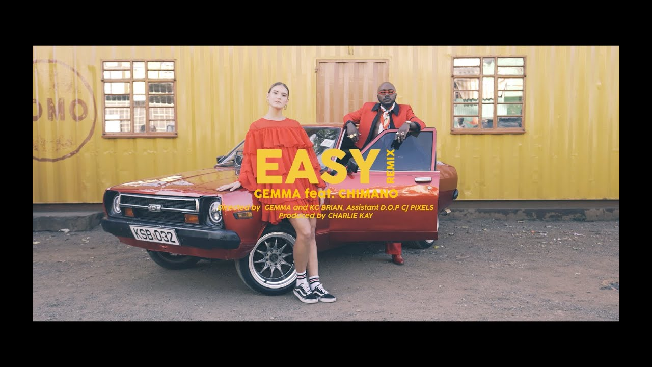 Gemma Griffiths Ft. Chimano Easy (Remix) mp3 download