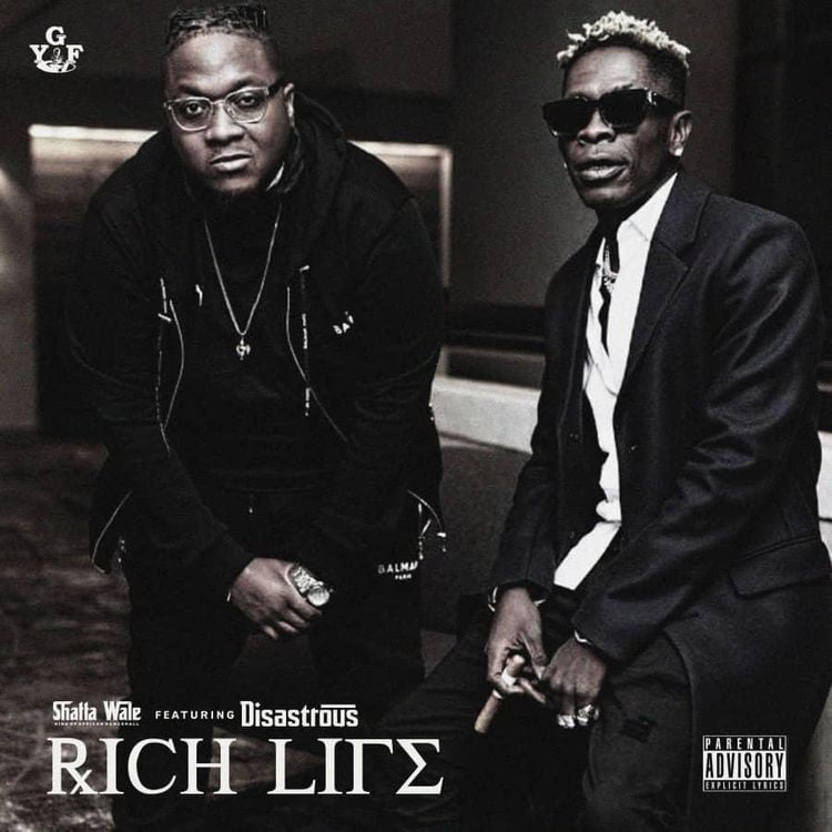 Shatta Wale Rich Life Ft. Disastrous mp3 download