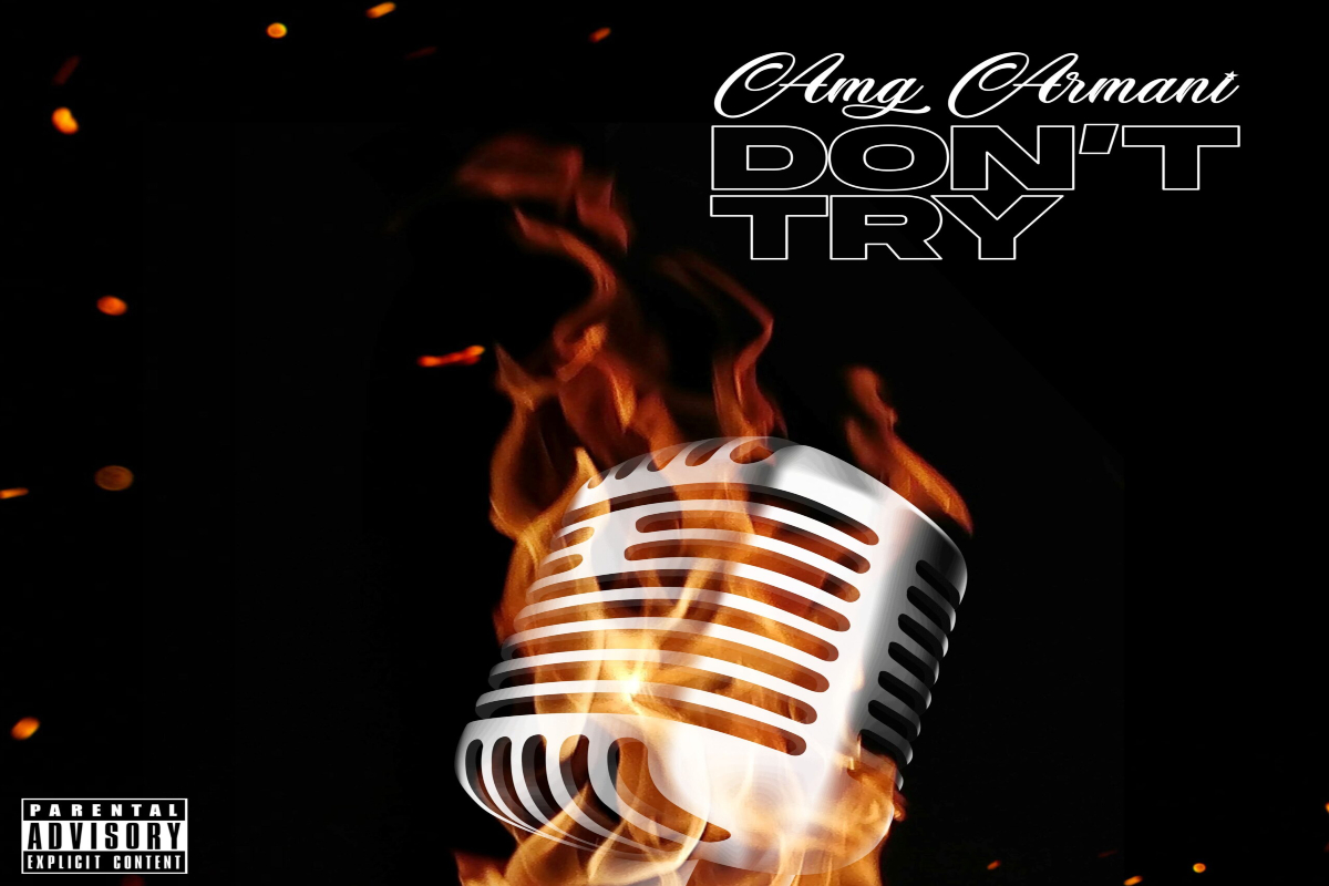 AMG Armani Don't Try mp3 download
