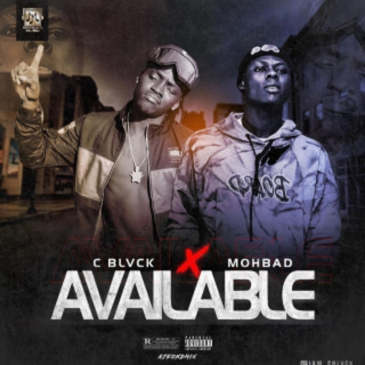 C Blvck  Available Ft. Mohbad mp3 download