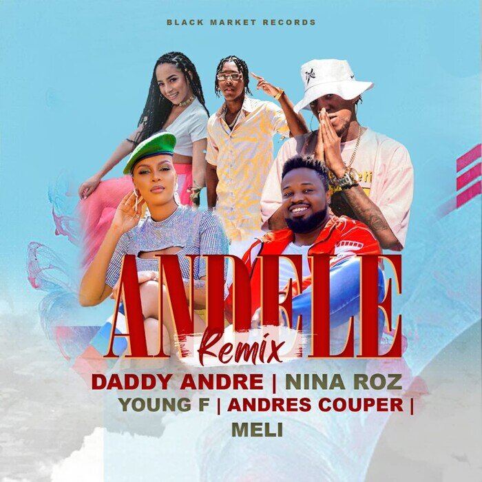 Daddy Andre & Young F Ft. Nina Roz, Andres Couper, Meli  Andele Remix mp3 download