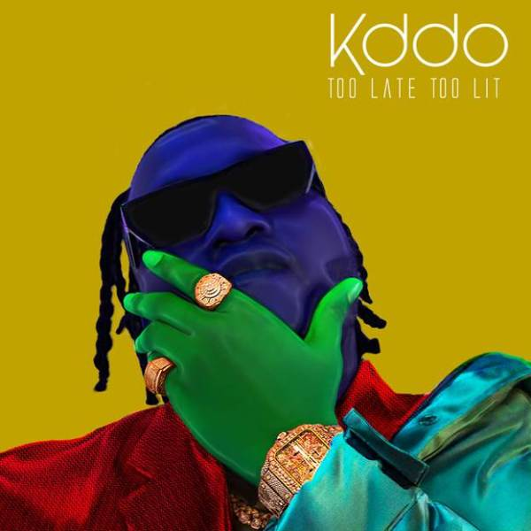 KDDO Holy Ghost Fire Ft. The Cavemen mp3 download