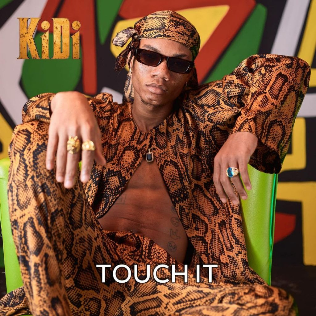 KiDi  Touch It mp3 download