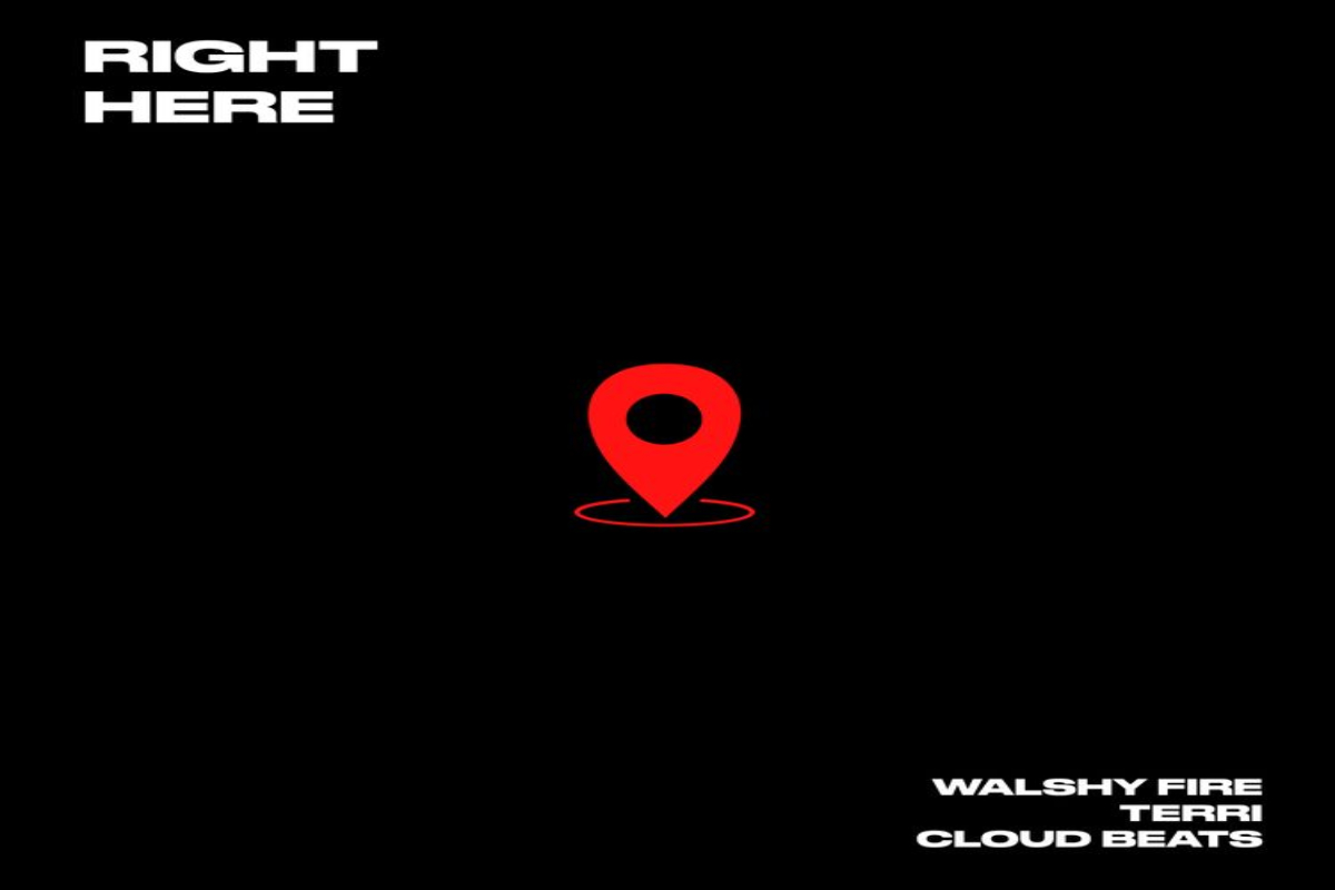 Terri Right Here Ft. Walshy Fire, Cloud Beats mp3 download
