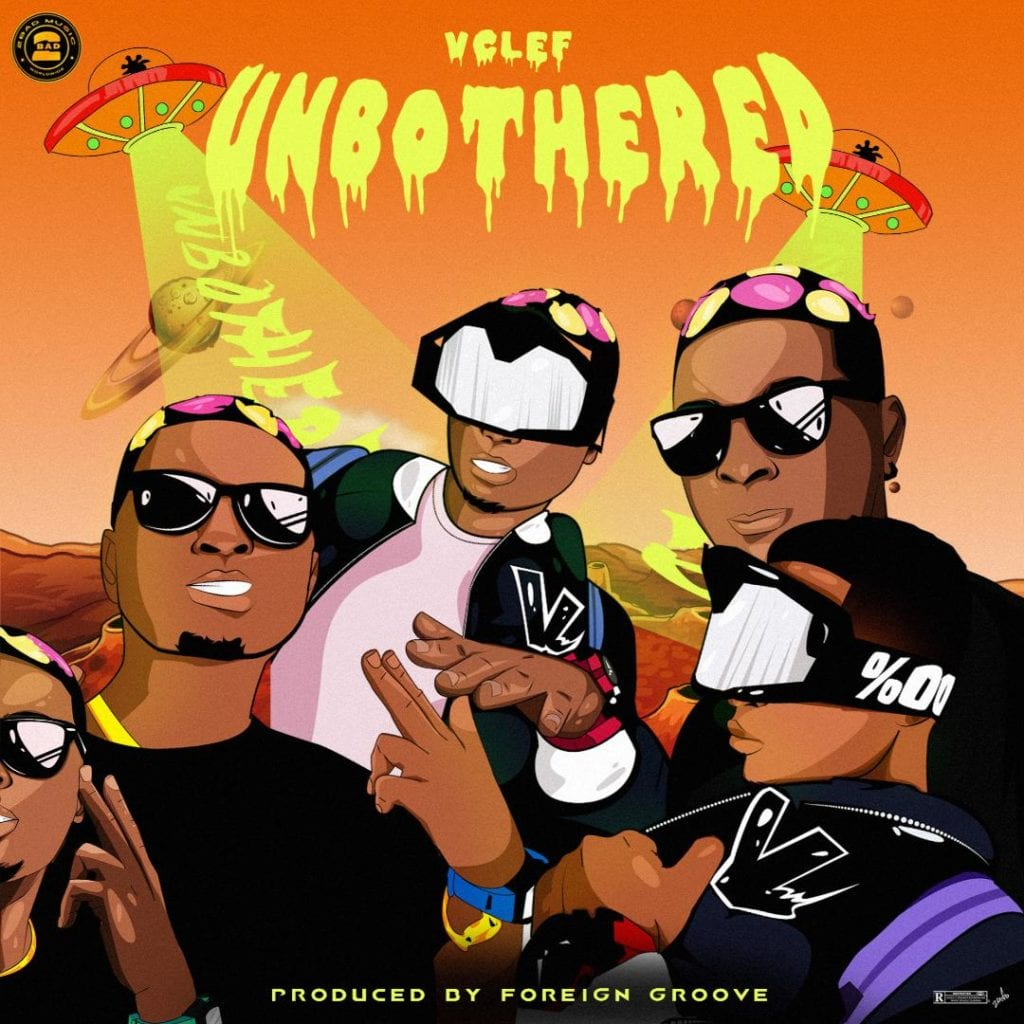 Vclef  Unbothered mp3 download