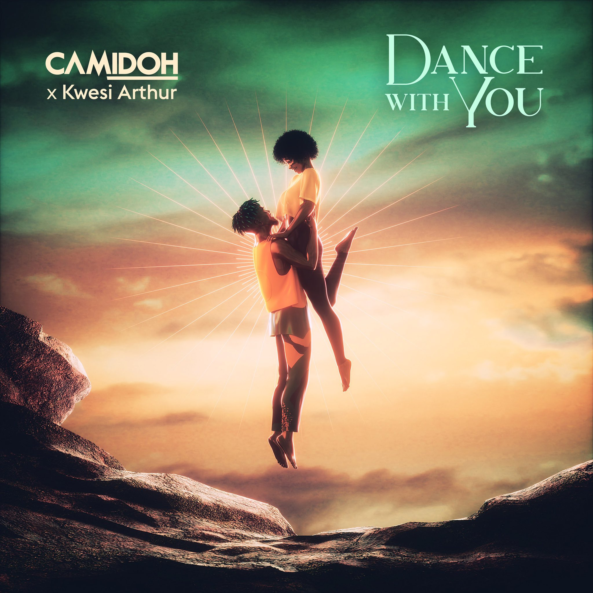 Camidoh  Dance With You Ft. Kwesi Arthur mp3 download