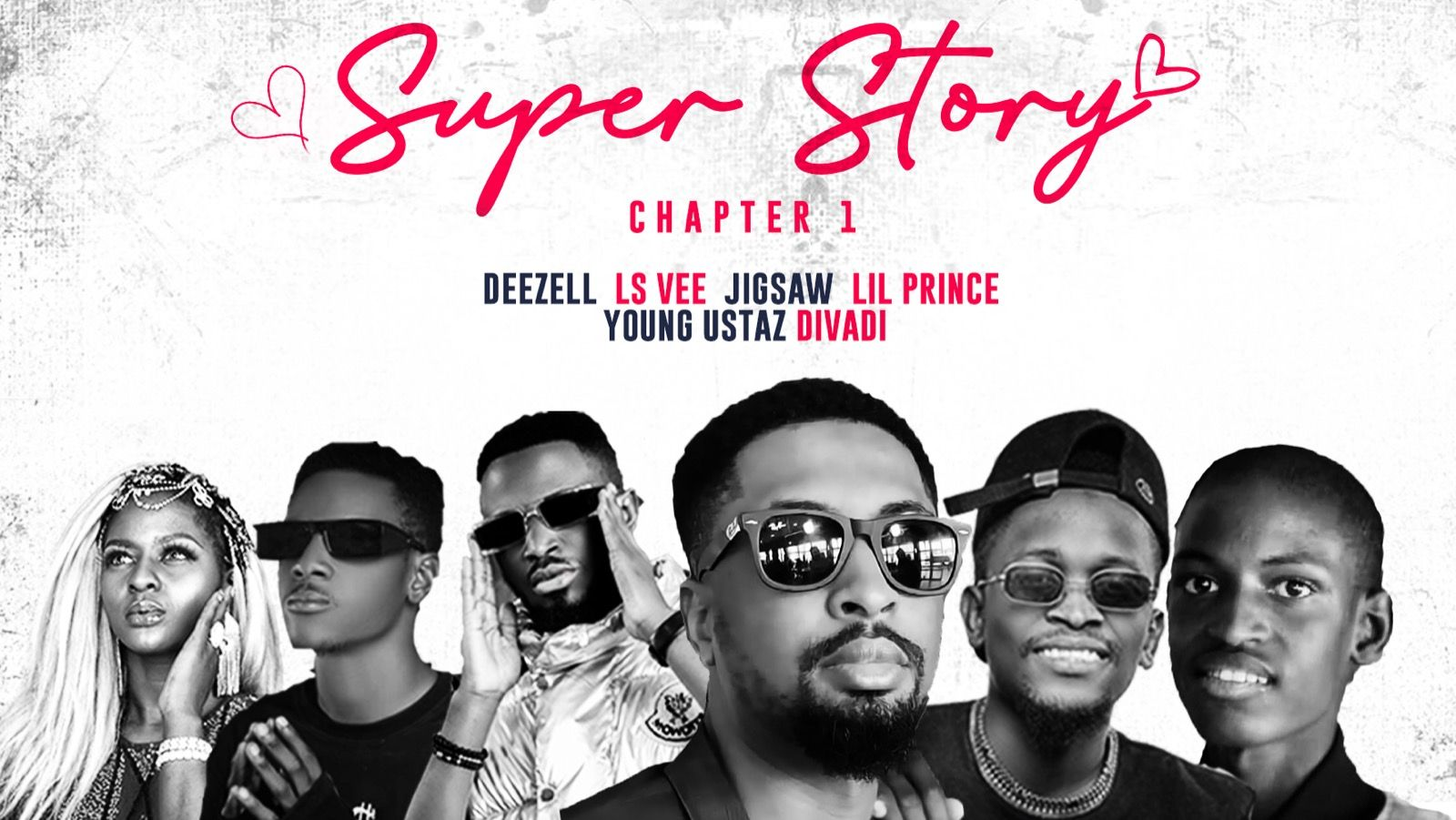 Deezell  Super Story Chapter 1 Ft. Jigsaw, Lsvee, Divadiii, Lil prince, Young Ustaz mp3 download