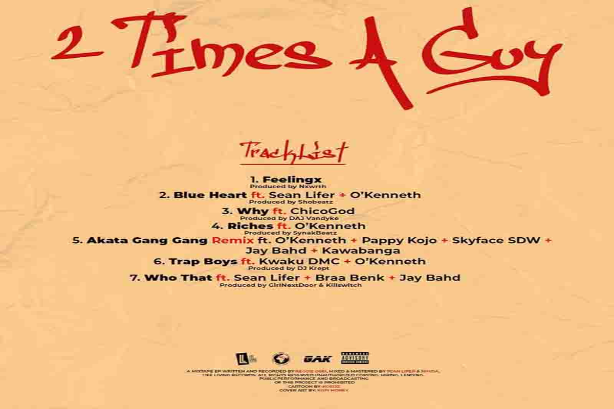 [EP] Reggie 2 Times A Guy download