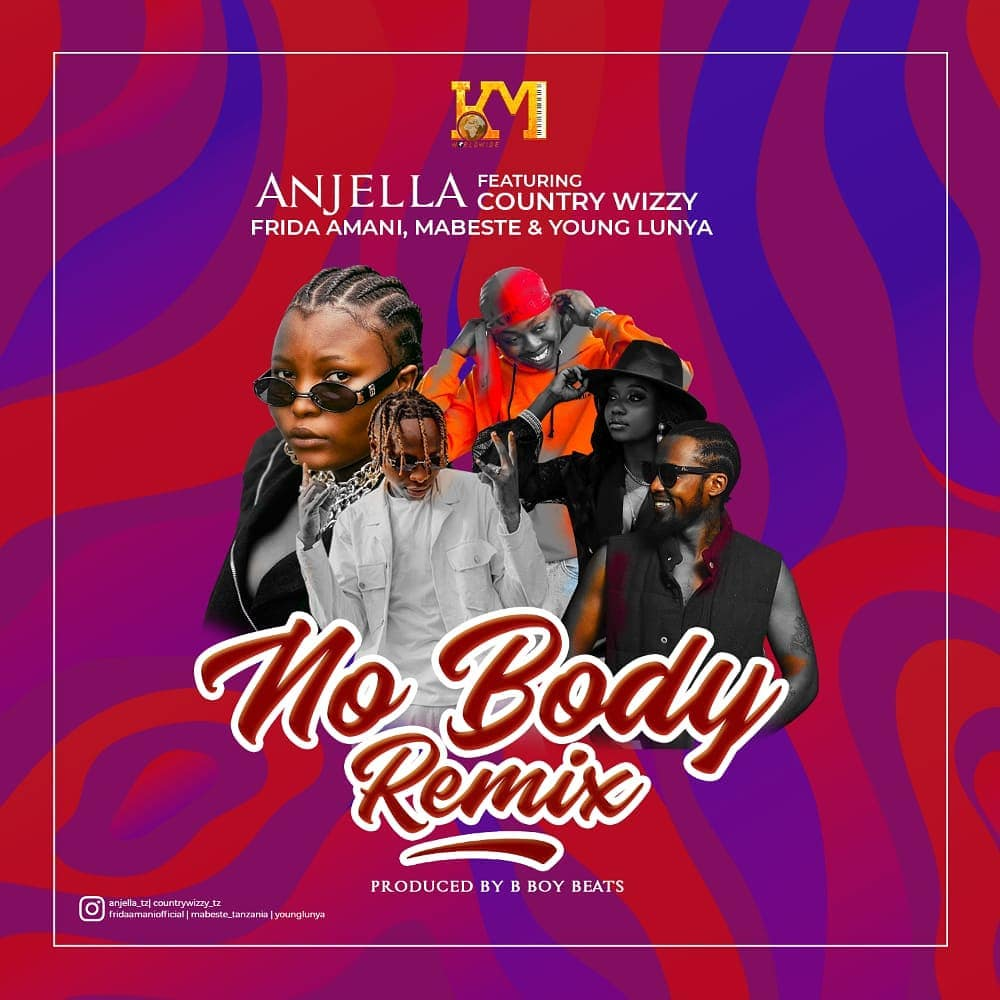Anjella Ft. Country Wizzy, Frida Amani, Mabeste, Young Lunya  Nobody mp3 download