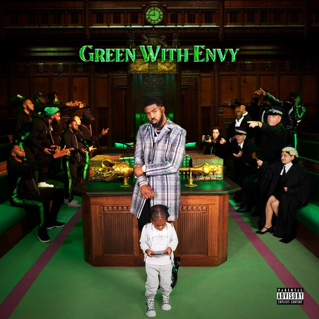 ALBUM: Tion Wayne  Green With Envy download