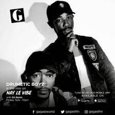 Drumetic Boyz Nay Le Vibe With Dj Sonic On Gagasi FM (20 Aug 2021) mp3 download